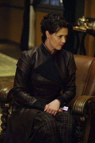Amanda Tapping as Helen Magnus - 'Sanctuary'