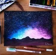 Resultado de imagen para Pinturas en gis pastel pinterest