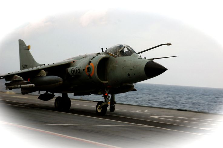flygcforum.com ✈ INDIAN NAVY ✈ Career@Navy ✈ Indian Navy Aircraft Carrier INS Viraat ✈ But the Harrier fleet has dwindled so much that within the Navy, INS Viraat is often referred to as a 'One Harrier carrier'. No point flogging it any further...