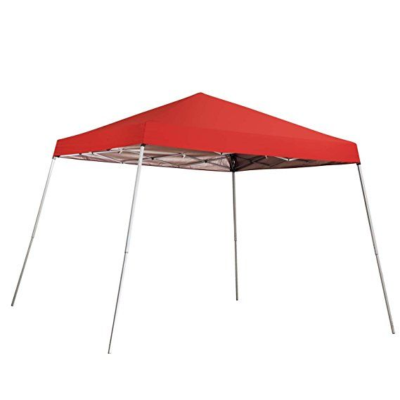 Basico Al Aire Libre 8 X 8 Ft Marquesinas 10 X 10 Pies Patas Inclinadas Base Pop Up Toldo Carpa Para Acampar Fie Pop Up Canopy Tent Canopy Tent Camping Parties