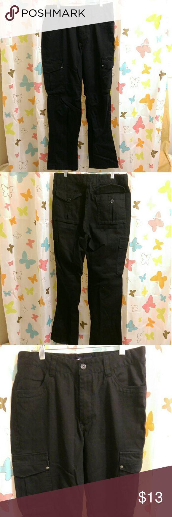 Black khaki pants Black khaki pants Pants Chinos & Khakis