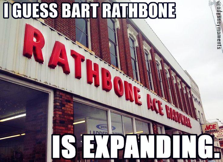 Bart Rathbone   Adventures in Odyssey   AIO memes