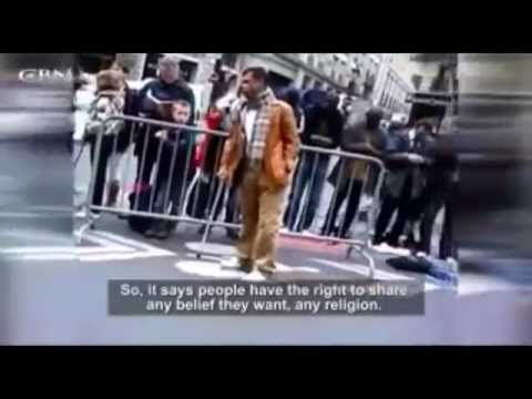Versteckte Kamera zeigt Islamisierung von Paris!
