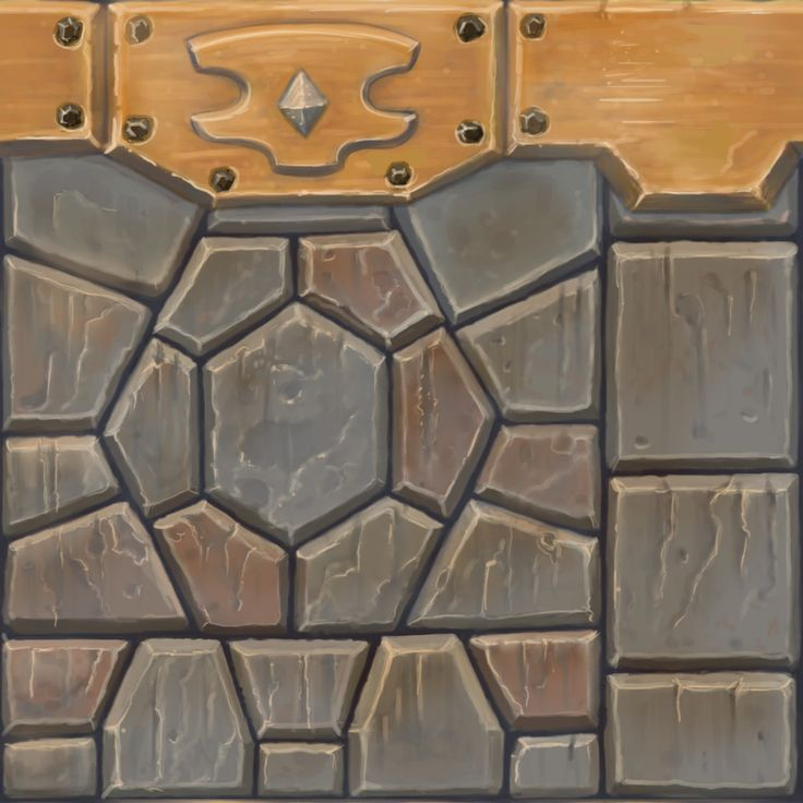 ArtStation - Textures, Nathan Brandes