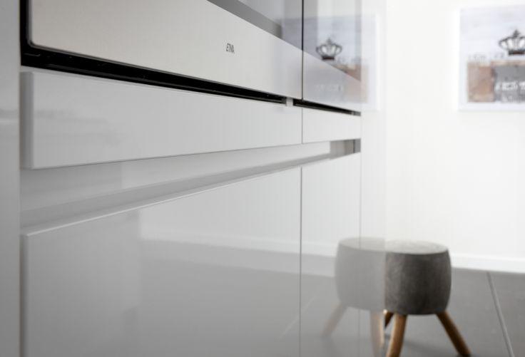 Superkeukens Gouda, Wateringen & Zoeterwoude   Benson briljant wit detail