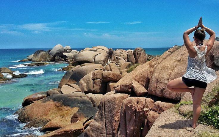 Praia da Galheta, Florianópolis - SC