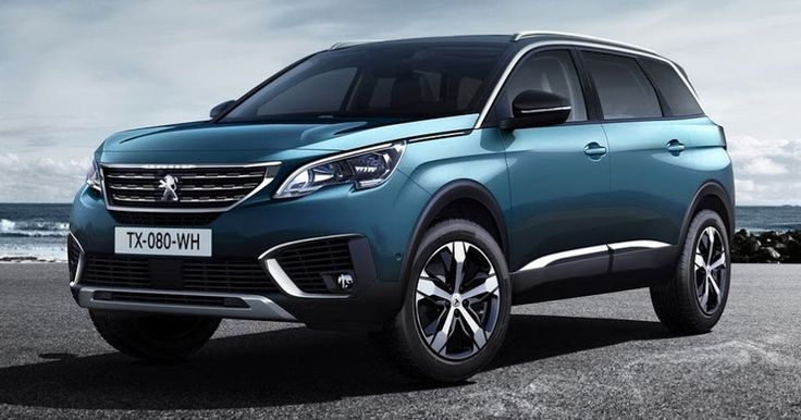 Peugeot Storming Paris Auto Show With SUV Offensive #Concepts #Electric_Vehicles