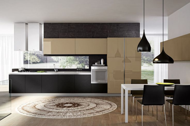 the kitchens of Life Spar are characterized by sleek lines and ordered for an intimate and cozy. http://www.spar.it/sp/it/arredamento/cucine-life-42.3sp?cts=cucine_moderne_life