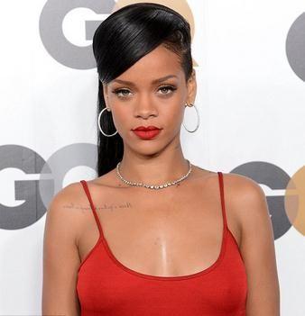 Rihanna Bra Size