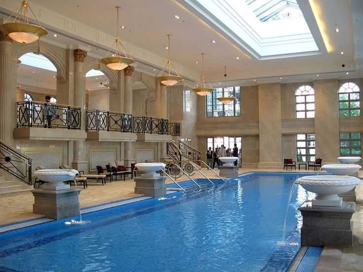 A Collection Of The Popular And Versatile Indoor Pools That We Love