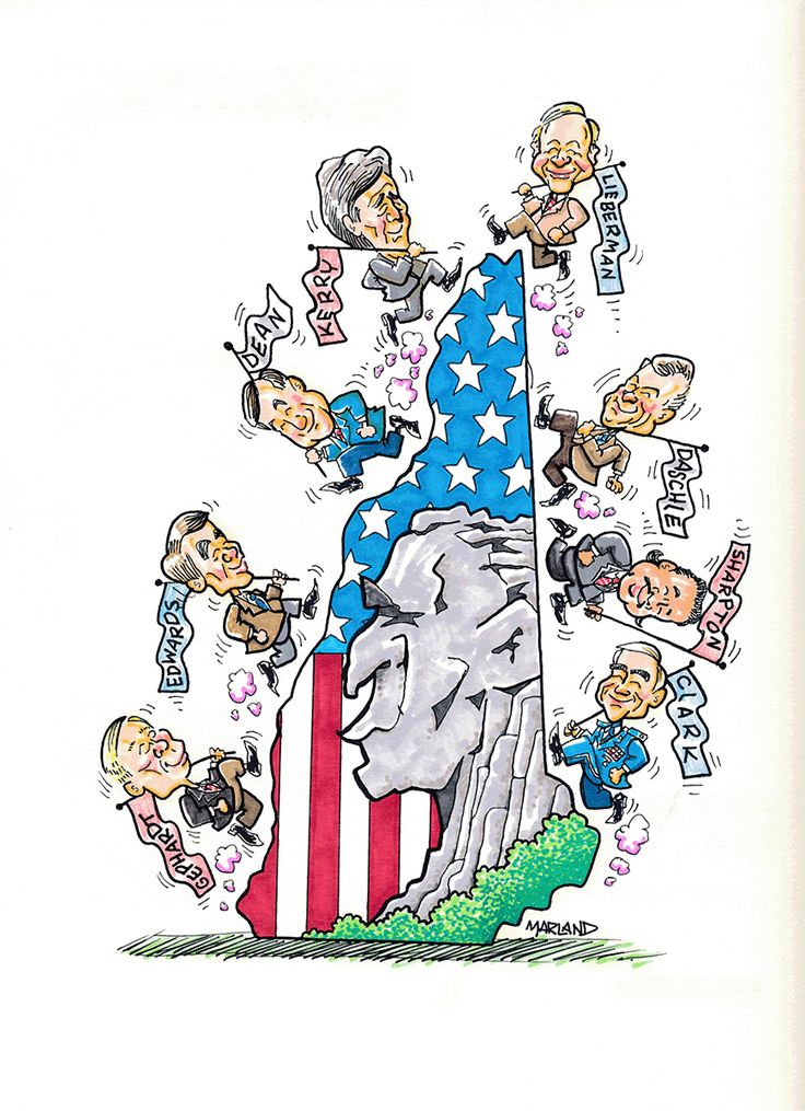 2005 NH Presidential Primary