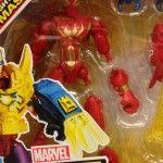 Marvel Mashers Iron Spider-Man & War Machine Released!