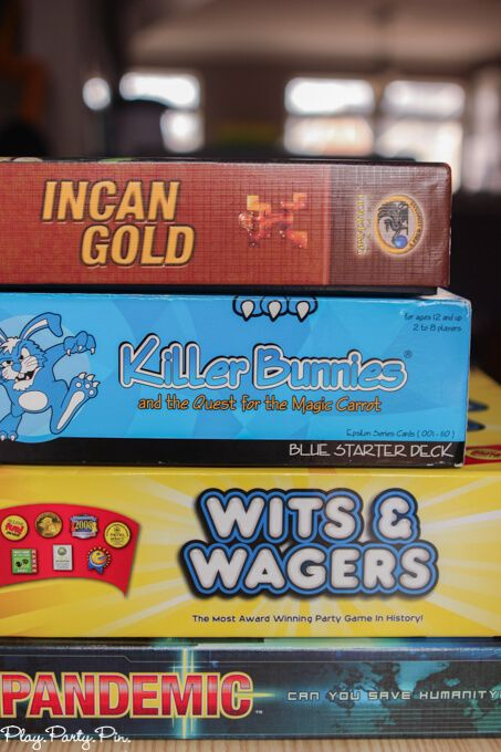 15 of the best board games for all sizes including board games for big groups, board games for two players and more!