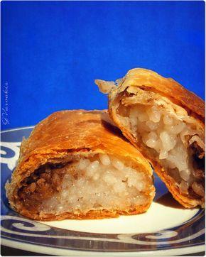 Νηστίσιμη Ρυζόπιτα Θεσσαλίας (Λίμνη Πλαστήρα) | una cucina