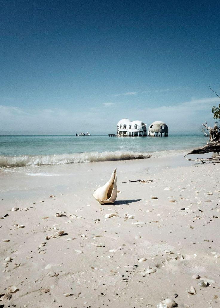 Dome Houses Near Marco Island