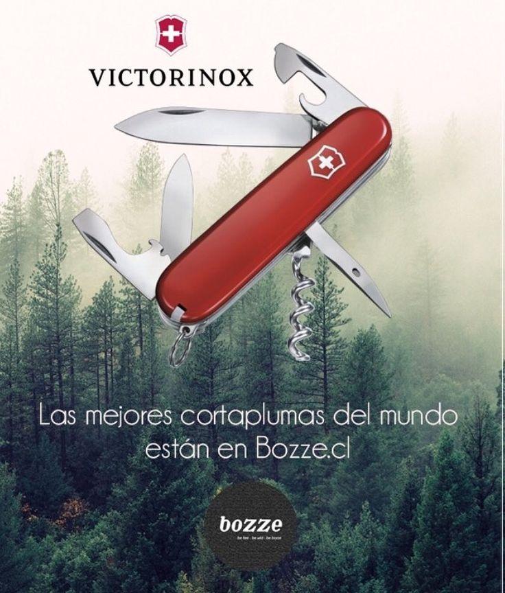 Las mejores #cortapluma están en www.bozze.cl #bozzecl #victorinox #instachile