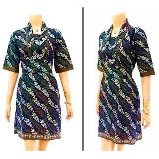 Dress Batik Solo DB2959