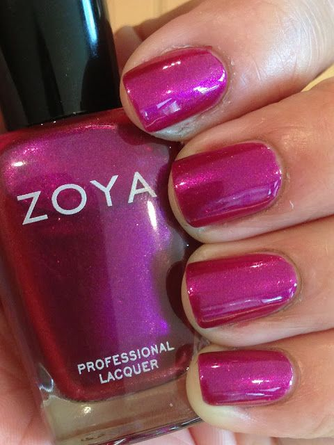 Zoya in the color Mason ($8 retail value), brand new, $4.