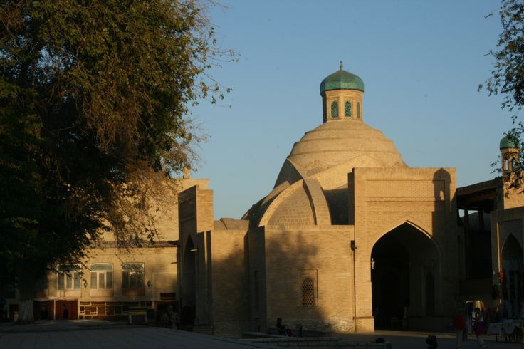 Bukhara Bazaar