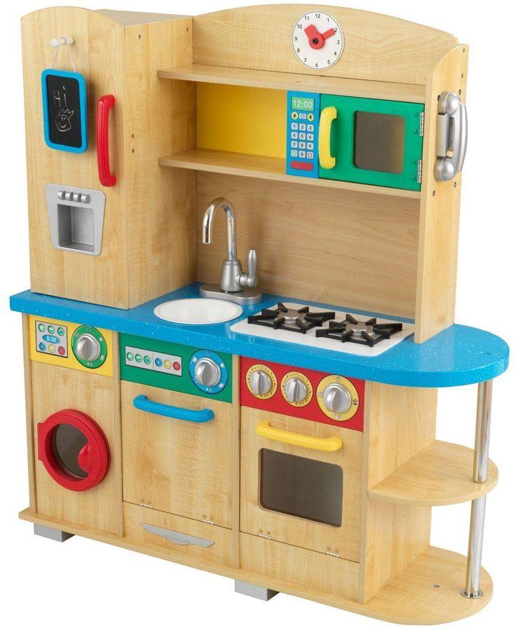 Top 10 Wooden Kitchens For Kids Kitchen Stuff Wooden
