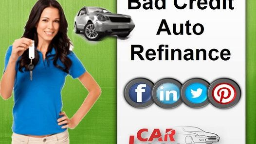 auto refinance loans for bad credit
