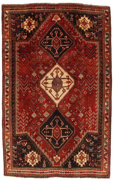 Qashqai Shiraz Tappeto Persiano nmd15062359 nel 2020