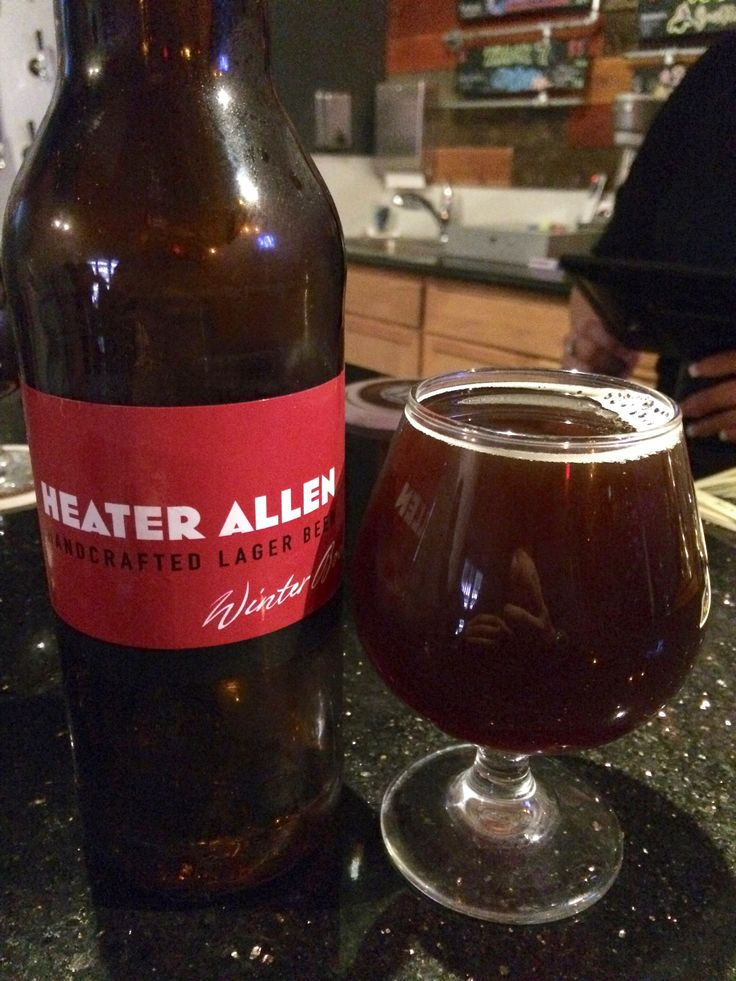 Heater allen 39 winter bock 39 handcrafted lager craft beer for Home brew craft beer