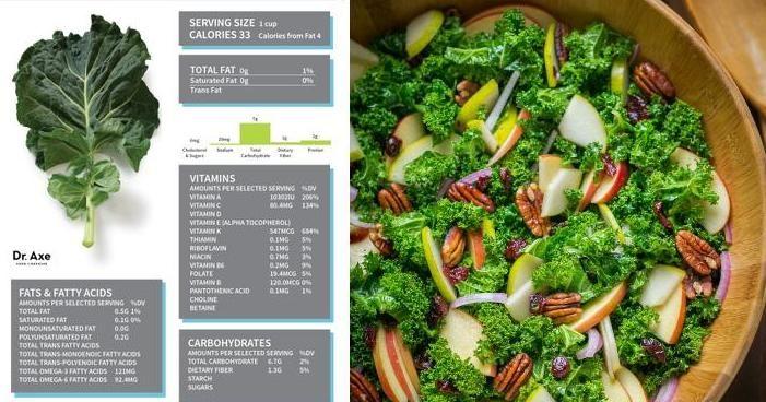 Kale, la verdura polivalente que mejorará tu alimentación