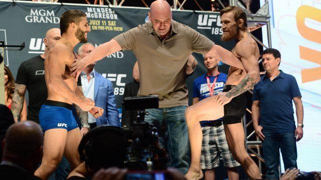 Watch UFC 189 Online: Conor McGregor Vs. Chad Mendes (Live Stream) UFC 189  #UFC189