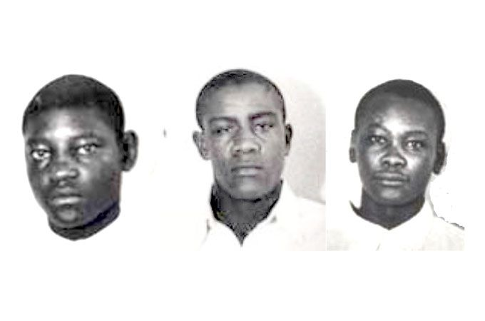 Posthumous pardon in 1931 Alabama rape case The Scottsboro Boys receive official pardons more than 80 years after being wrongly convicted by all-white juries.