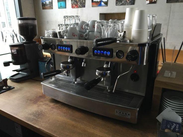 Die Kaffeemaschine ist vier Jahre alt und in sehr gutem Zustand. Wir ersetzen sie nur, weil wir...,Gastronomie Kaffeemaschine in Berlin - Kreuzberg