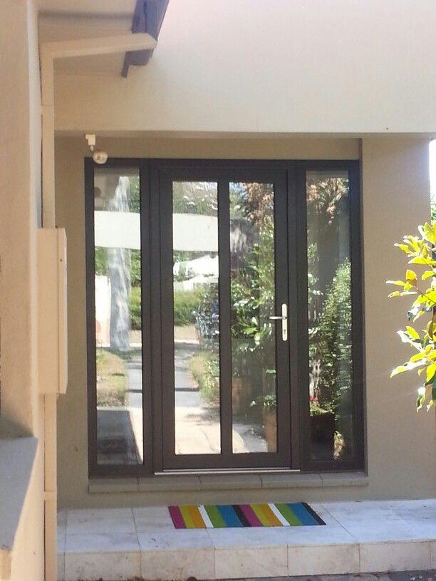 Double glazed Entry door