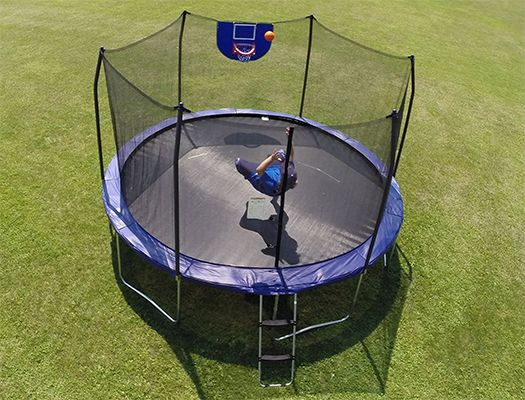 Top 10 Best Trampoline Reviews - http://reviewbo.com/top-10-best-trampoline-reviews/
