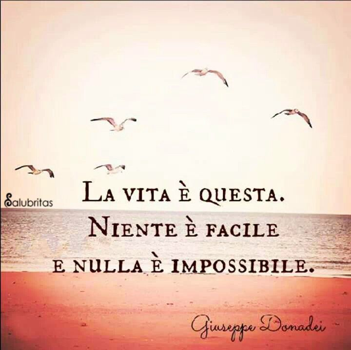 La vida es tal cual, nada es fácil, y nada es imposible. Si trabajas todos los días para hacer realidad tus sueños, algún día llegarás a ellos.