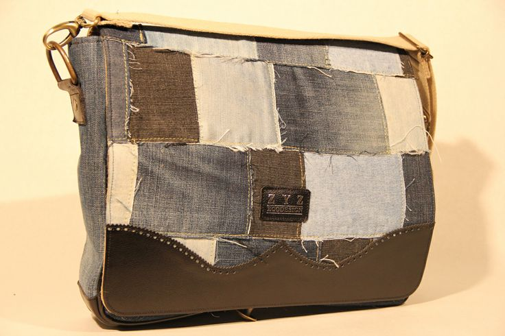 Patchwork Denim - Zyz Eco Design