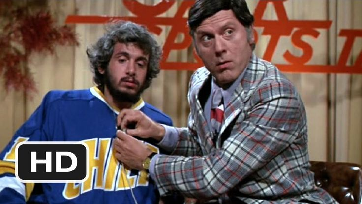 Slap Shot - I love this scene.  I could watch it over and over.  Not to mention quote it word for word!