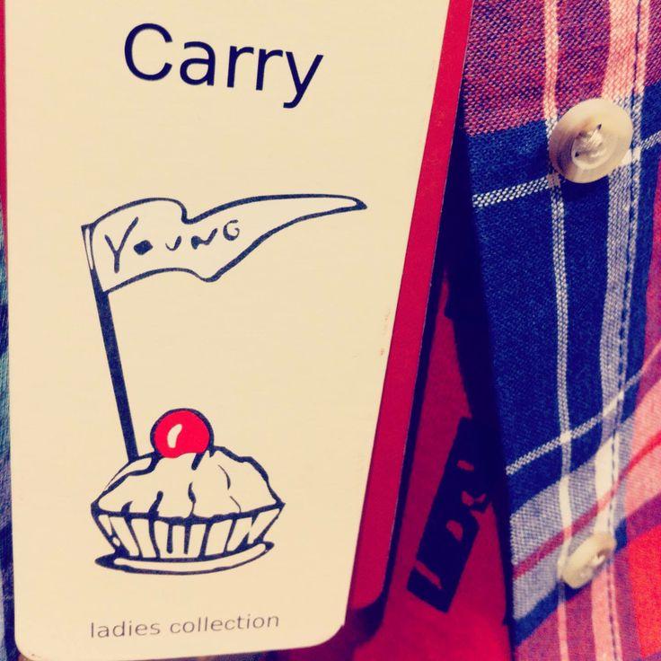 carryyoung#shirt#