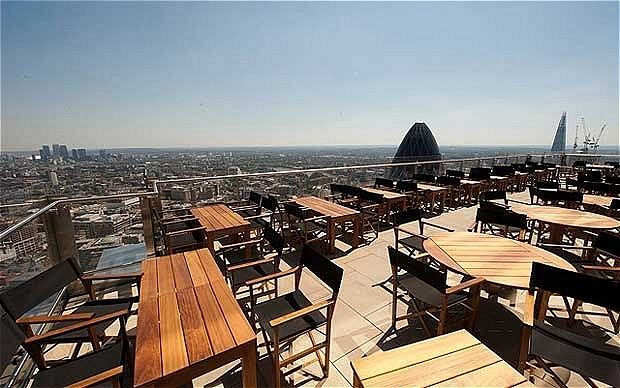 London's rooftop restaurants and restaurants with views - Telegraph...Sushisama