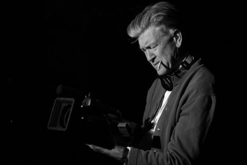DAVID LYNCH, Most people have strange thoughts, but they rationalize them. David doesn't translate his images logically, so they remain raw, emotional. Whenever I ask him where his ideas come from, he says it's like fishing. He never knows what he's going to catch~ Isabella Rossellini.