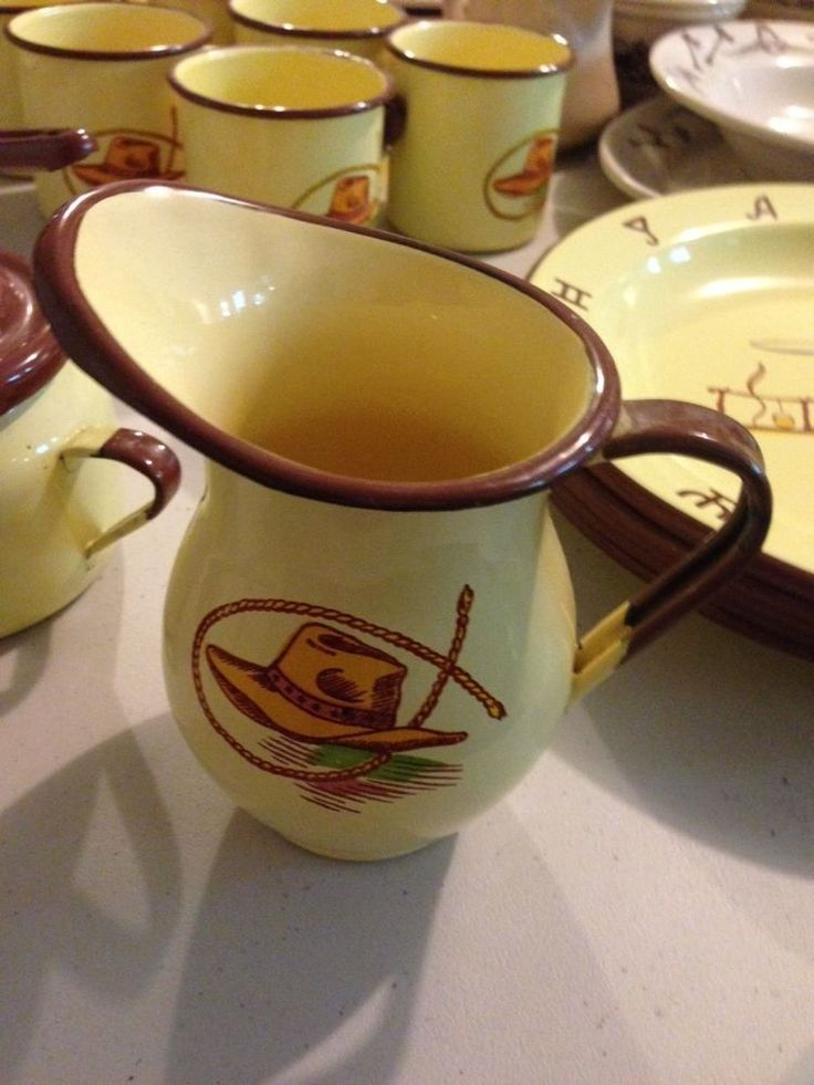 11 best Monterrey Western Ware images on Pinterest ...