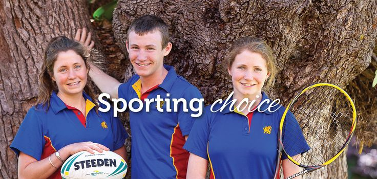 Downlands College I Sporting choice