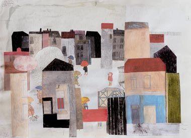 ILUSTRARTE - Bienal Internacional de Ilustraçao para a Infância- Anne Herbauts