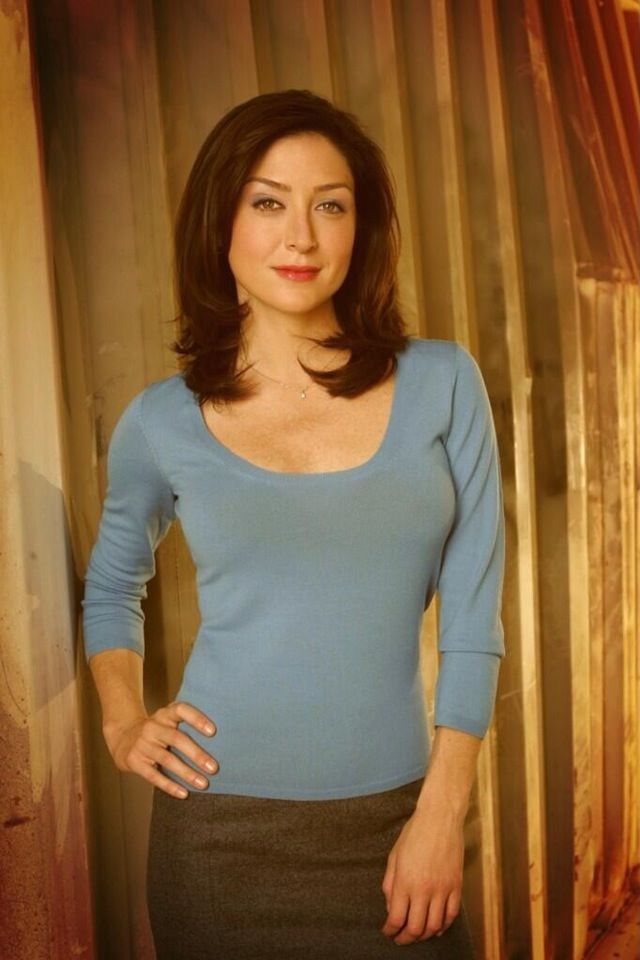 Sasha Alexander as Kate Todd // NCIS