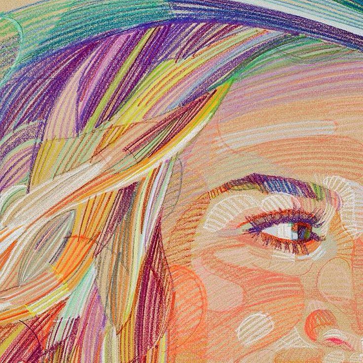 Detail #prismacolor #drawing #sketch #arte #kusnt #artoftheday #instaart #dibujo…