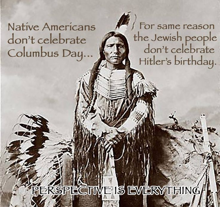 Native Americans Discuss Why To Celebrate Indigenous ...