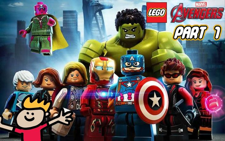 ToyBoxKid and ToyBoxDad start a new adventure in Lego Marvel Avengers. Watch us blast, punch and smash the bad guys as we try to save the world! Please remem...