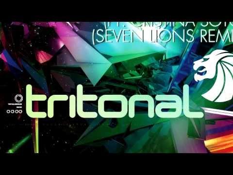 Tritonal - Still With Me (Ft. Cristina Soto) (Seven Lions Remix) - YouTube