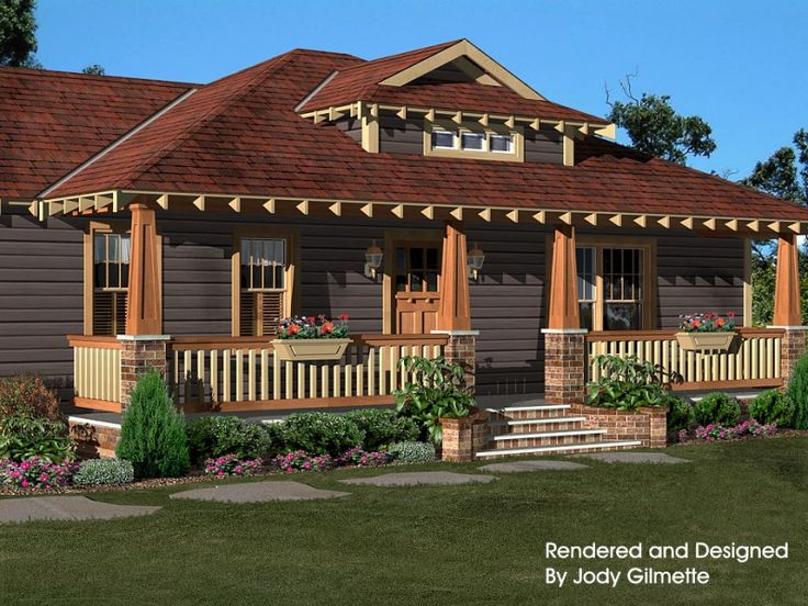 47 best craftsman homes images on pinterest craftsman for Craftsman beach house