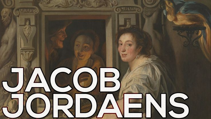 Jacob Jordaens: A collection of 154 paintings (HD)