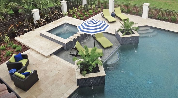 Great pools are perfect for the upcoming summer see pool for Great pool ideas